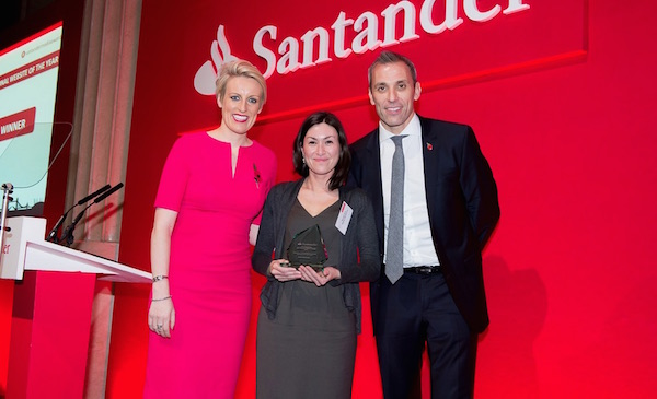 Santander-website of the year