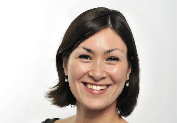 Natalie Holt, journalist with Money Marketing Photo by Michael Walter/Troika