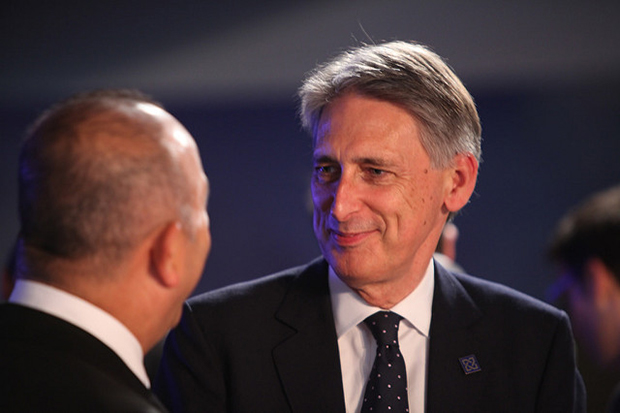 UK's Hammond may need to use up all his fiscal