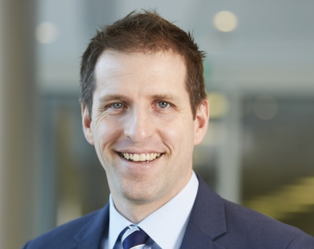 Ryan Barrows, Vanguard's head of personal investing