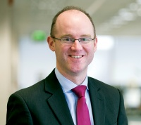 The Share Centre chief executive Richard Stone
