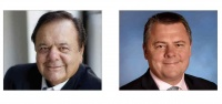 Pictures of actor Paul Sorvino and Nick Phillips, GSAM