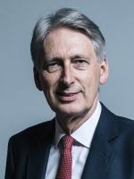 Philip Hammond - UK Parliament official portraits 2017