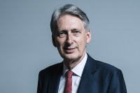 Philip Hammond - UK Parliament official portraits 2017