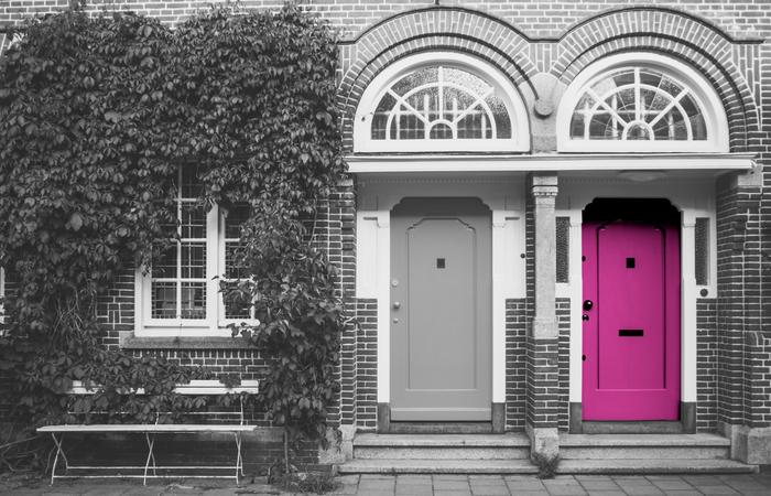 Kent Reliance- Front door