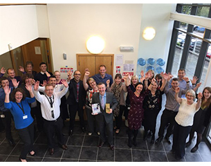 Crewe-based Health Shield land two top awards in October
