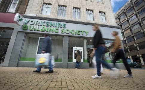 Yorkshire Building Society 2016