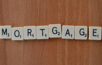 Mortgage, scrabble, stock