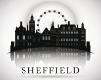 Sheffield - City Skyline