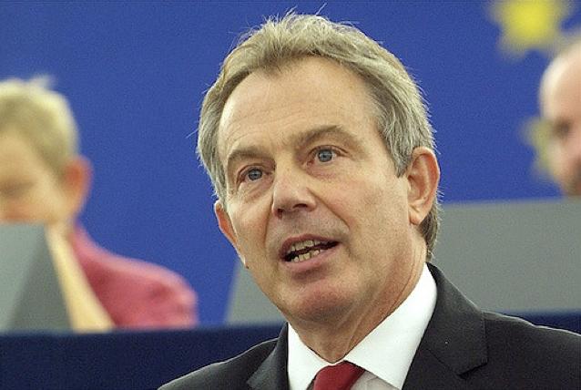 Tony Blair backs land value tax to crack housing crisis