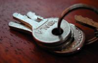 Keys, buy to let, key