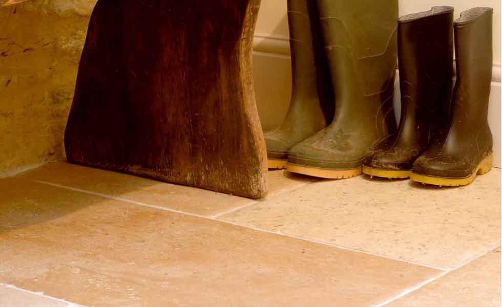 stone floors indigenous