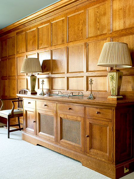 Wall panelling design ideas Period Living