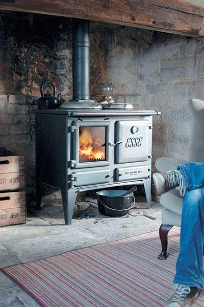 esse ironheart wood burning stove