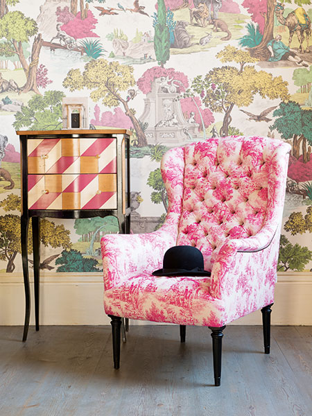 How To Choose Upholstery Period Living