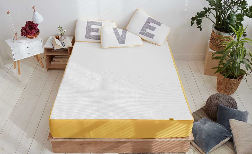 a new eve mattress for your bedroom