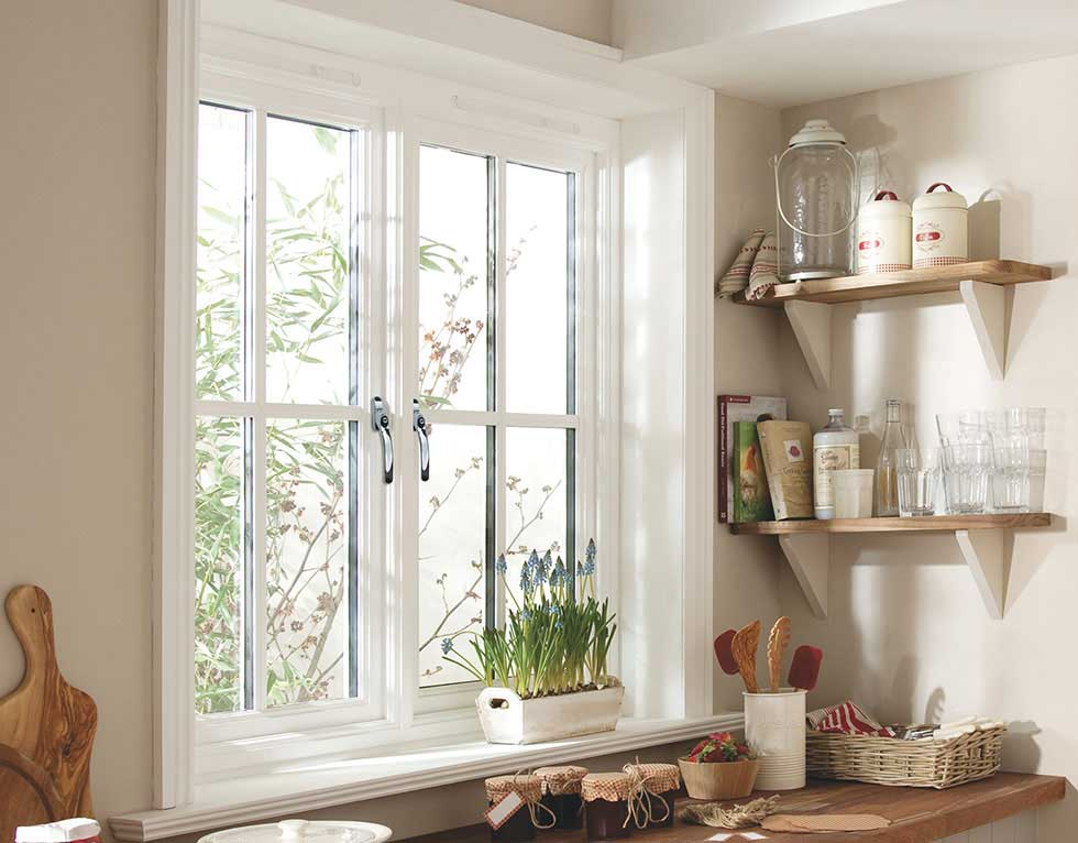 Jeld-Wen cottage bar window