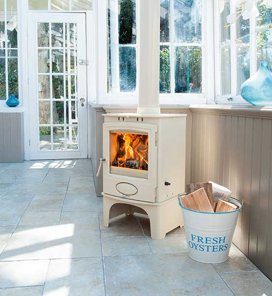 heat your home with a Arada ecoburn heat option