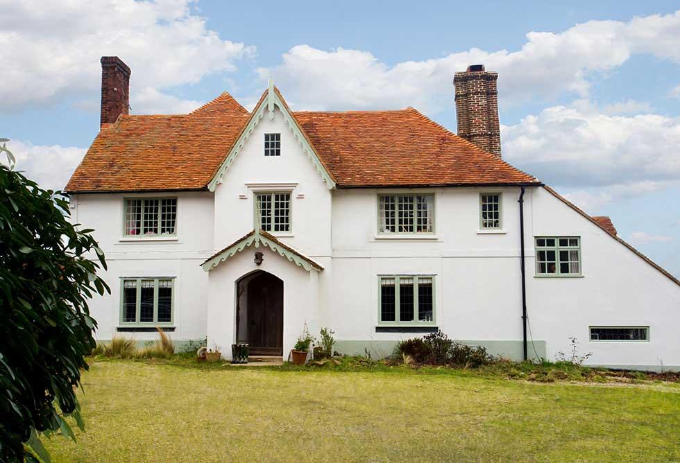 grade II listed 17th century farmhouse