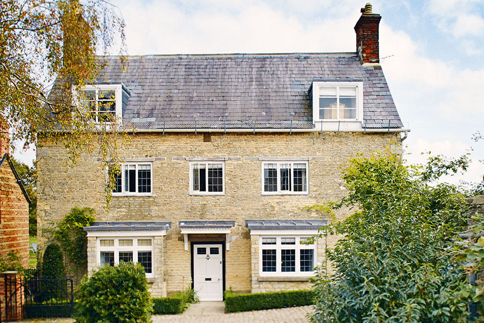grade II listed cotswold stone house