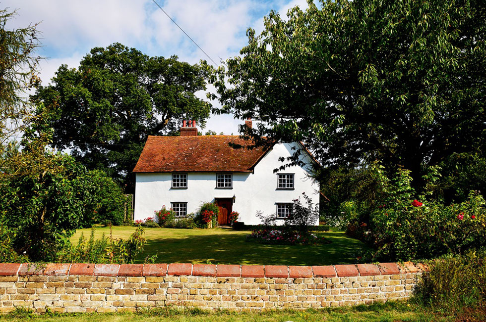 grade II listed farmworkers' cottage