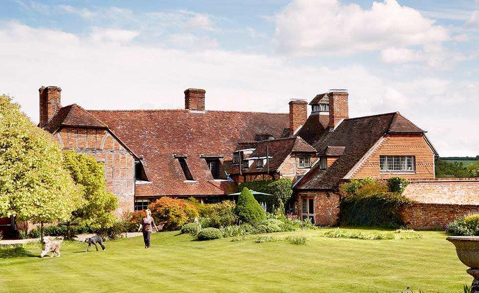 15th century timber framed Tudor home