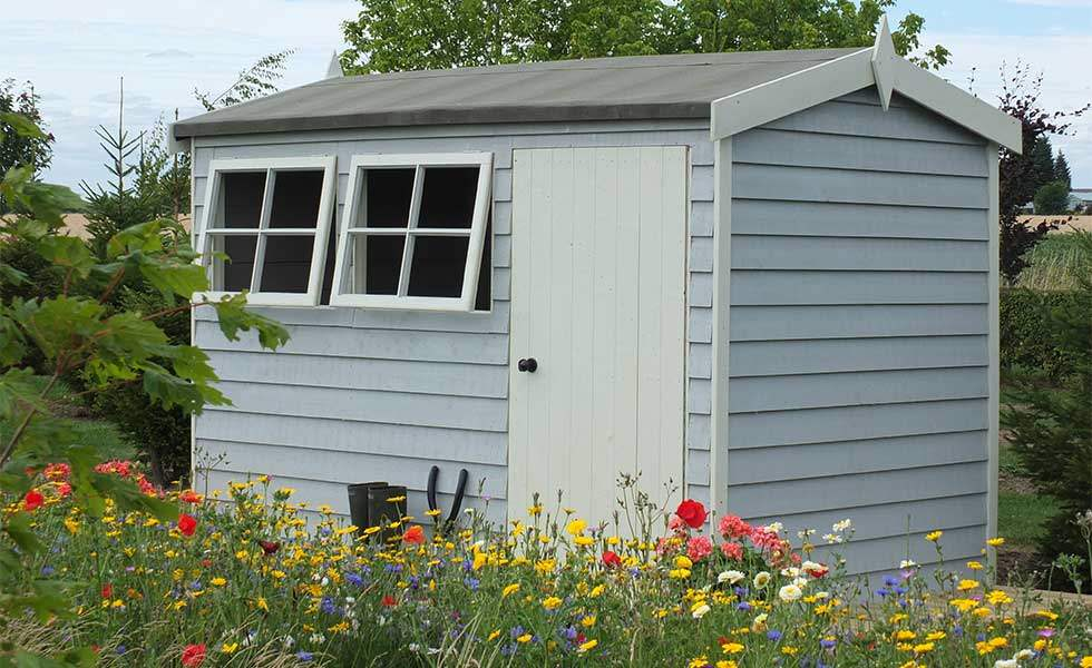 garden shed shire heritage