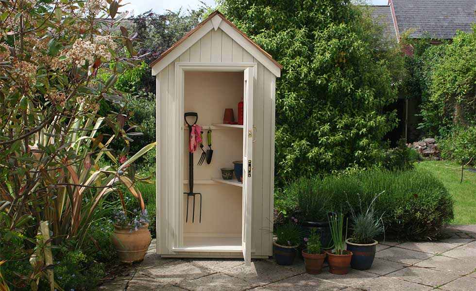 How to choose your garden shed period living for Garden shed 7x6