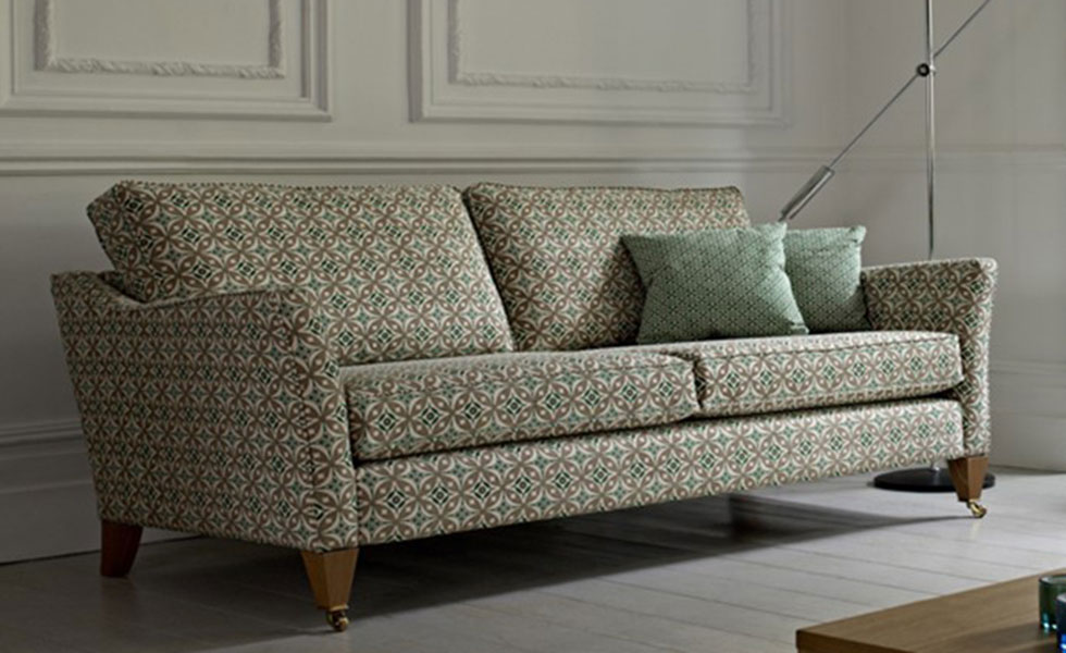 Ashdown sofa bed, from £900, Sofas & Stuff