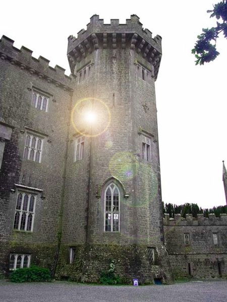 Charville Catle in Tullamore, County Offaly, is open for Halloween
