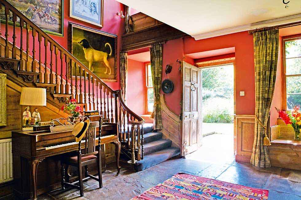 colourful-grade-ii-listed-devon-farmhouse