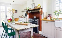 grade-ii listed farmhouse kitchen diner