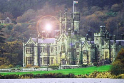Margam Castle in Port Talbot is haunted by several ghosts