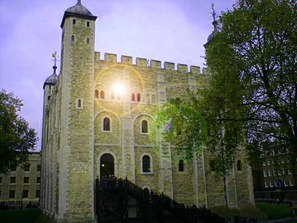 The Tower of London plays host to a number of ghosts