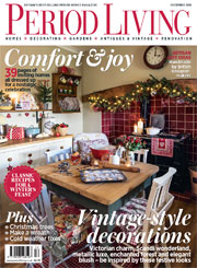 Period Living magazine December 2016