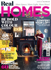 Real Homes magazine December 2016