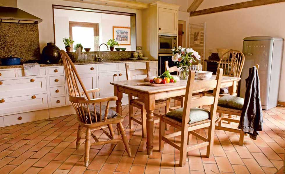 Traditional Country Kitchen Ideas Period Living