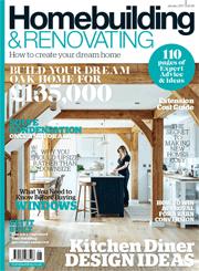 Homebulding & Renovating magazine January 2017
