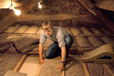 thermafleece woolen loft insulation