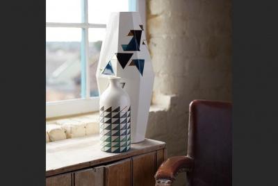 designconsort two vases on window sill