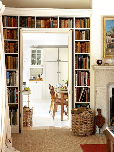 Built-in-storage-bookcase