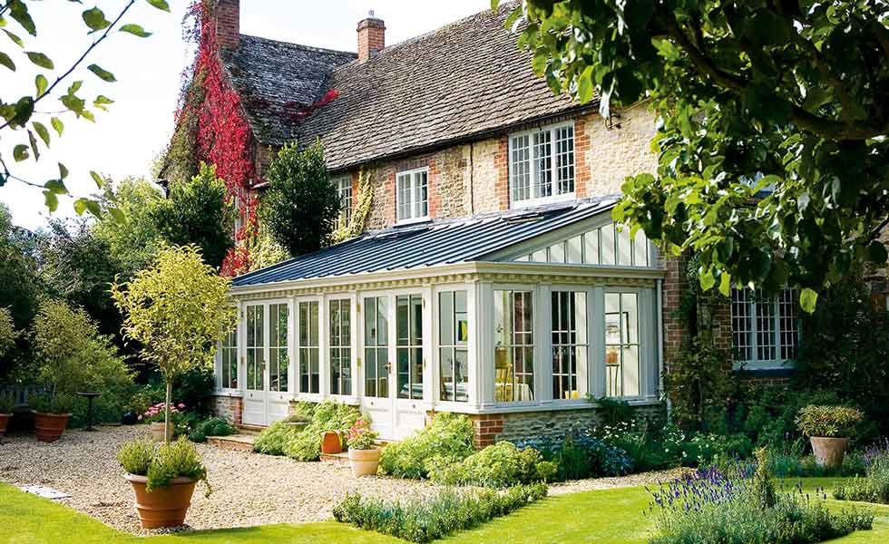 How to add a conservatory orangery or sunroom for Adding a conservatory