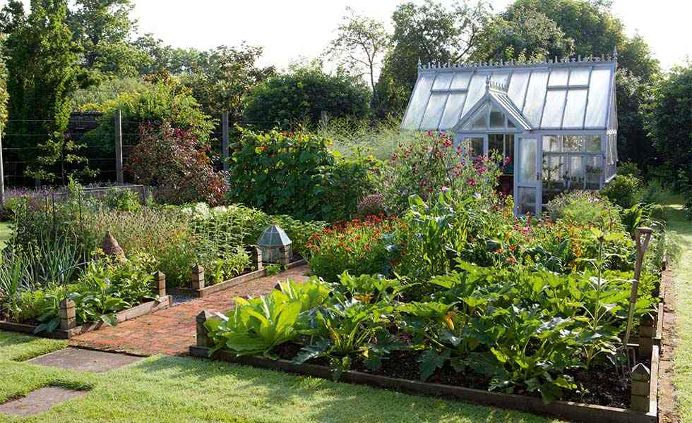 How To Plan A Kitchen Garden Period Living
