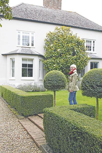 Grade II listed old farmhouse