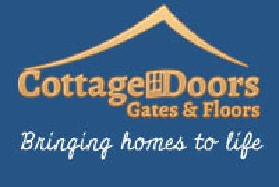 cottage doors gates & floors logo