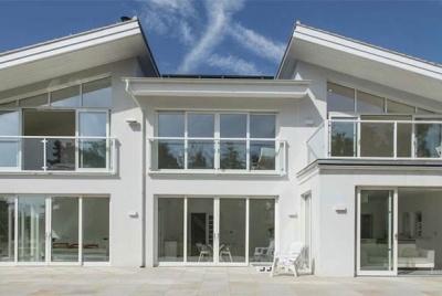 scandi hus modern exterior
