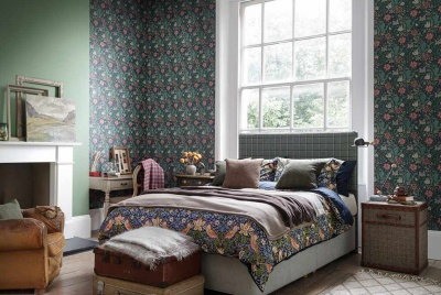 hypnos arts & crafts bedrooms