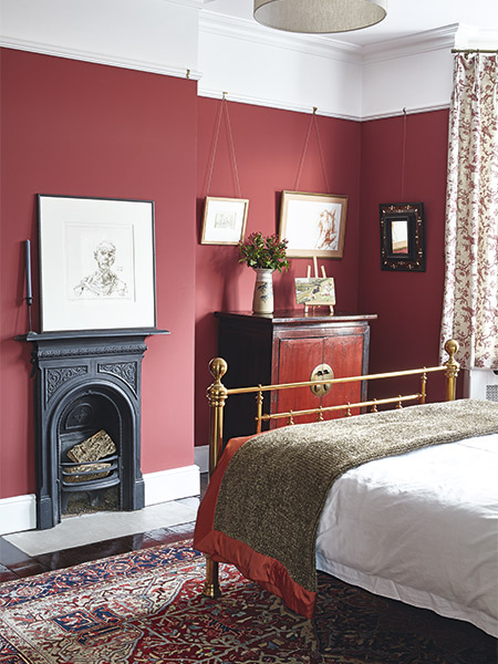 a renovated victorian semi detached home period living. Black Bedroom Furniture Sets. Home Design Ideas
