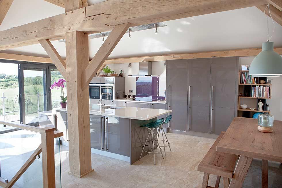 nu-heat underfloor heating kitchen