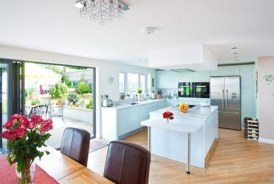 kitchen nu-heat underfloor heating